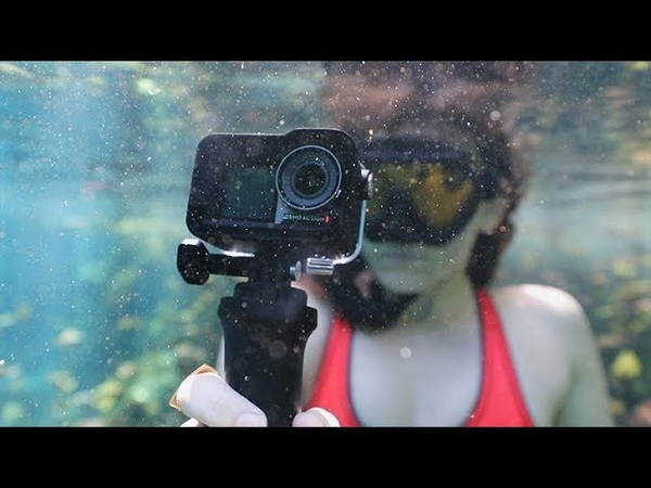 DJI Osmo Action Unleashed