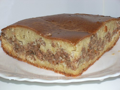 Заливной пирог рецепт с фото в духовке