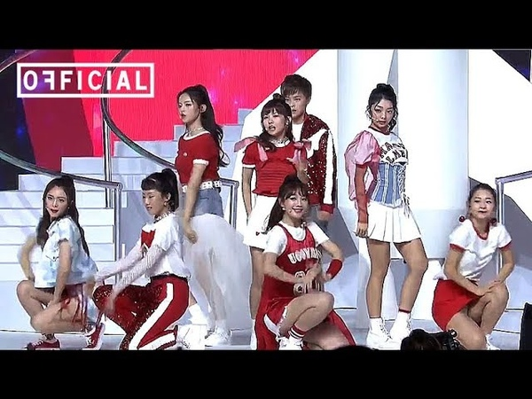 【撞】Rocket Girls(火箭少女101)新歌 - 全球独家首秀