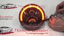 Светодиодные LED фары для Нивы с ДХО DDL-005 [видеообзор] | Тюнинг-Дизайн