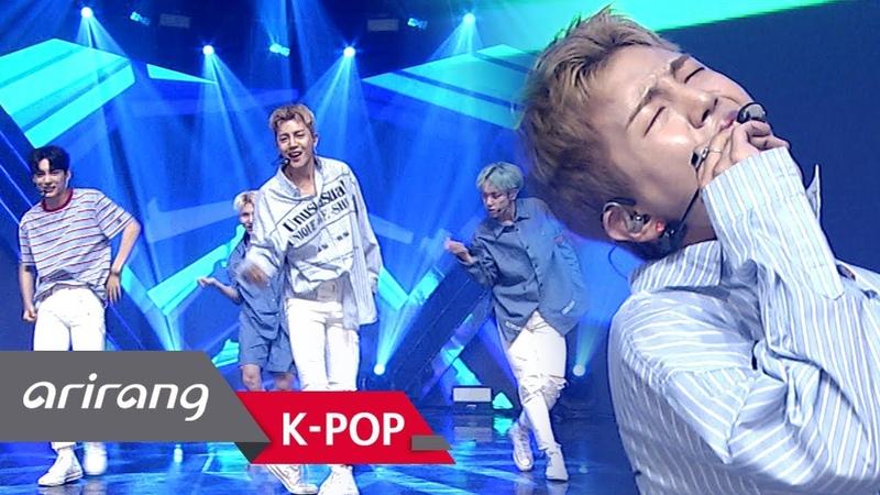 Simply K Pop A C E 에이스 Take Me Higher Ep 324 081018