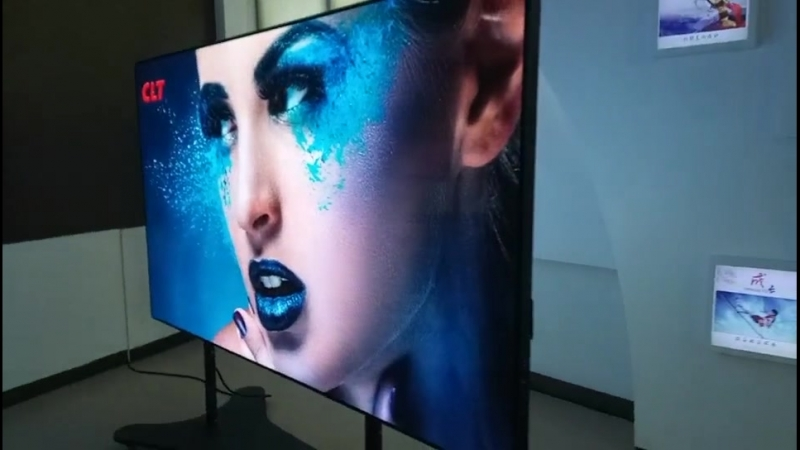 CLT P 2.5mm indoor movable double size LED display