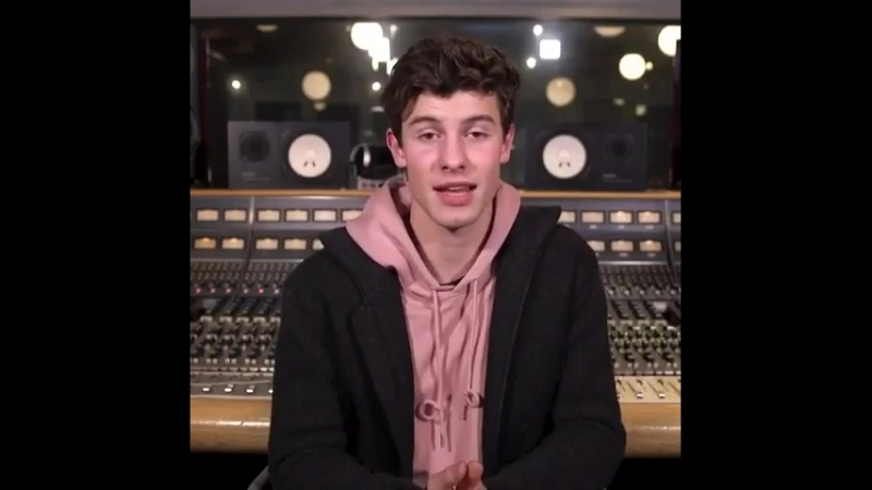 Shawn Mendess Talking About Danish Fans