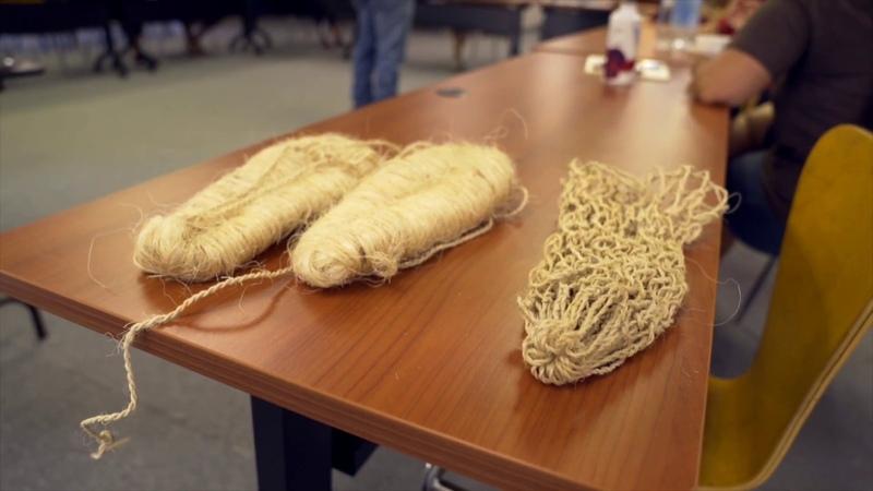 Master Artist Workshop: Kumeyaay Yucca Sandal Weaving