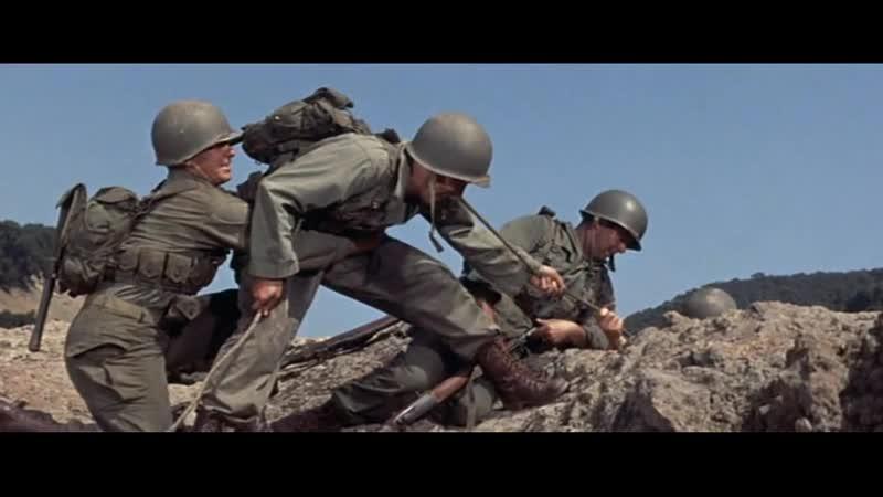 Между раем и адом 1956 высадка американцев на занятый японцами остров