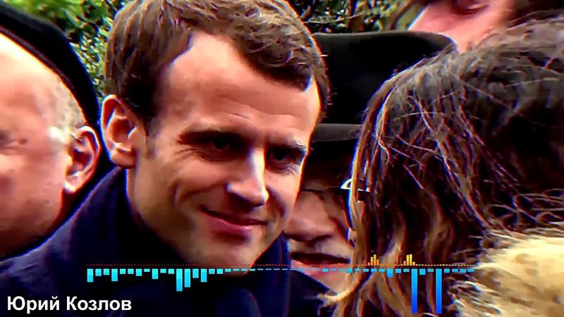 Сходка ✡✡✡дов в Париже накануне жёлтого протеста