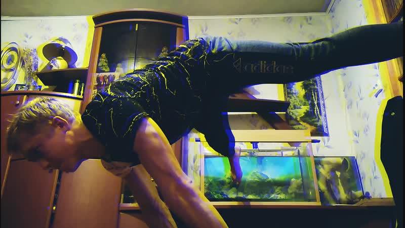 Planche attempt