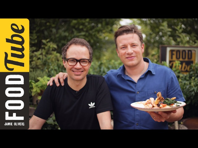 Tray Baked Crispy Trout | Jamie Oliver Tobie Puttock