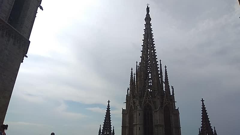 Испания Барселона август 2018