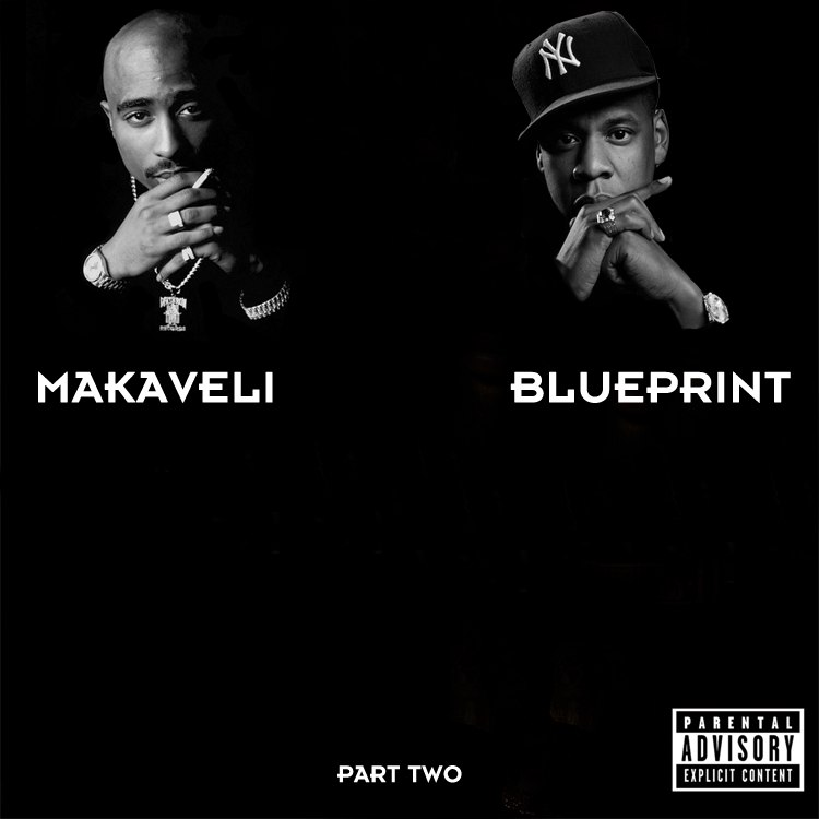 2Pac & Jay-Z - Makaveli Blueprint Part Two