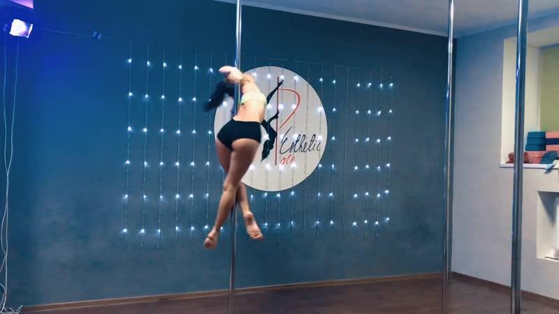 Студия танца на пилоне( Pole Dance) Esthetic-Pole. Симферополь