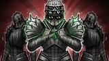 Dark Souls Remastered Kirk Fan Club (Armor of Thorns Squad)