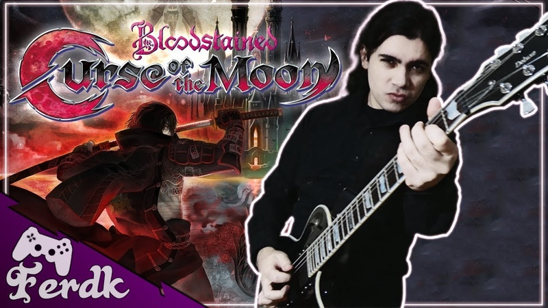 BLOODSTAINED: Curse of the Moon - Stage 7 (Defiler of Taboos)【Symphonic Metal Cover】 by Ferdk