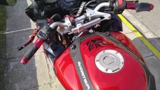 Yamaha Fz6 mods