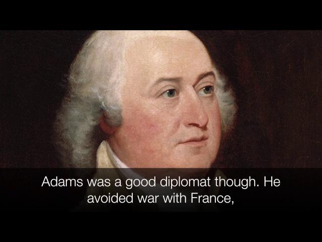America's Presidents - John Adams
