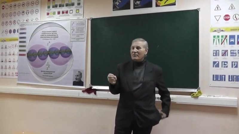 Взаимодействие атомобразующих зарядов (ВсеРодов)