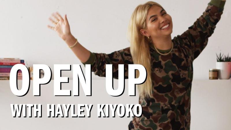 Open Up w Hayley Kiyoko Urban Outfitters
