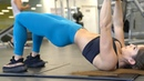 MICHELLE LEWIN Workout: Summer Beach Body Routine