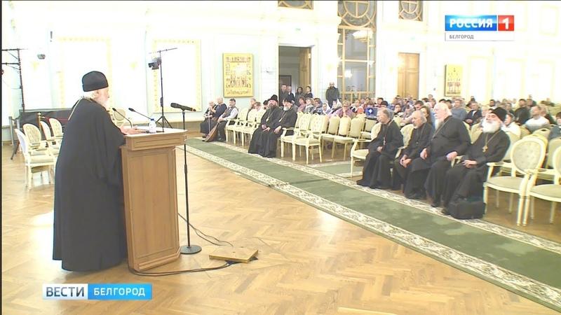 В столице прошел вечер памяти архимандрита Серафима Тяпочкина
