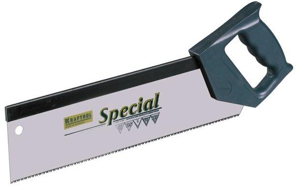 """Пила """"SPECIAL"""" с обушком, закал универс зуб U-RS, 13/14 TPI, 350х70мм   KRAFTOOL"""