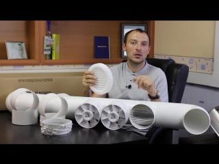 Видео обзор малошумных вентилятором (без музыки)