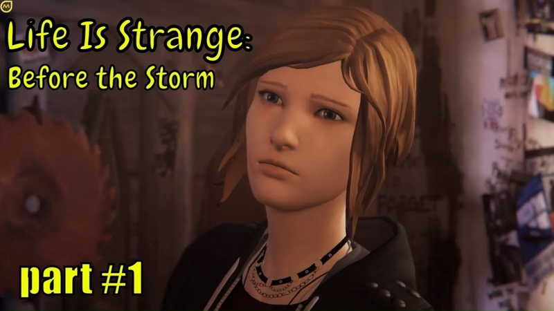 🏡👩❤️💋👩 Life Is Strange: Before the Storm 🏡👩❤️💋👩 : Let's play - AWAKE - - part 1