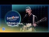 Ryan OShaughnessy - Together - Ireland - LIVE - Grand Final - Eurovision 2018