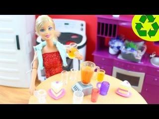Manualidades: Haz  vasos, tazas y jarras para tus muñecas - EP 742