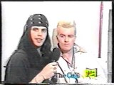 The Cult Nirvana, Spiritwalker, Phoenix, Wild Thing Live Italian TV 1986