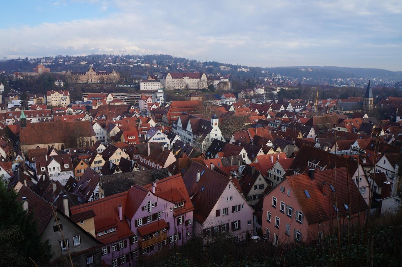 Самый молодой и самый благополучный город Германии