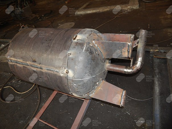 Производство газосепаратора ГС 1-6,3-600