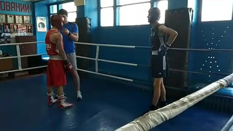 Мустафин Данил vs Ретунский Андрей