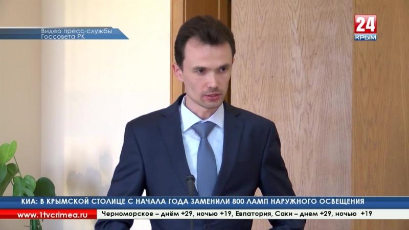 Профильный комитет крымского парламента одобрил законопроект о предоставлении жилья военным, уволенным до 18 марта 2014 года