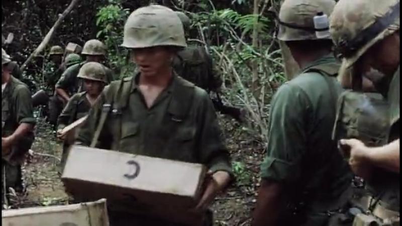 Затерянные хроники вьетнамской войны серия 4