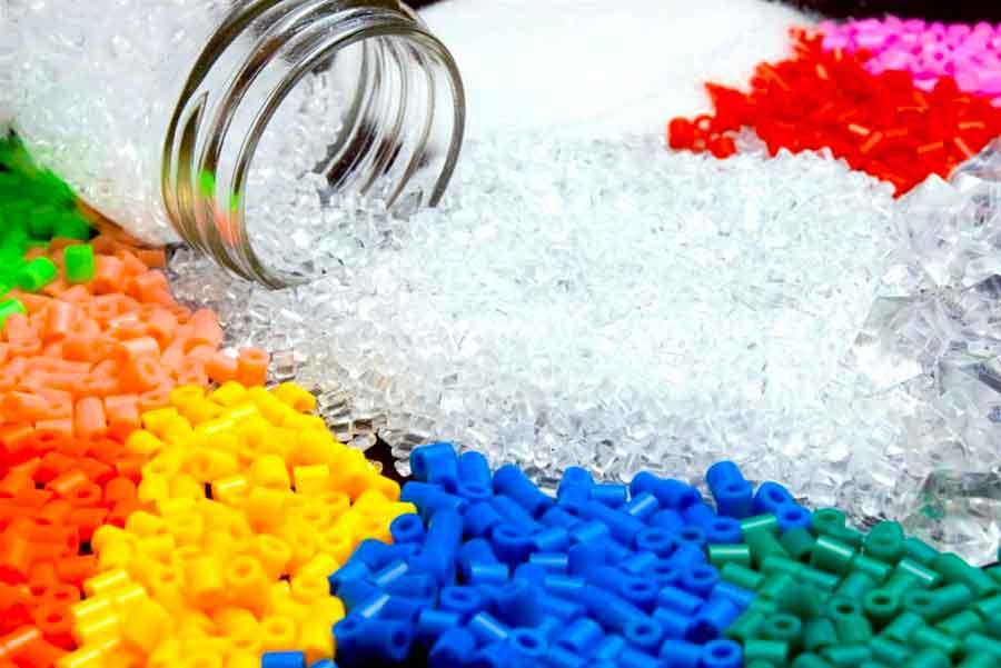 Виды пластикового сырья