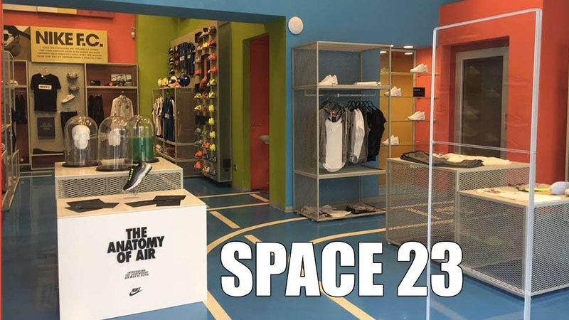 InStore 4   Space23 (Rome)