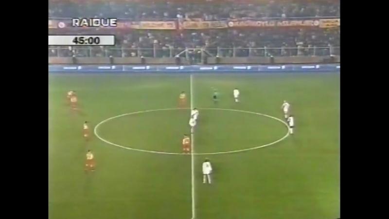 UEFA Cup 199900. Galatasaray - Bologna (full)