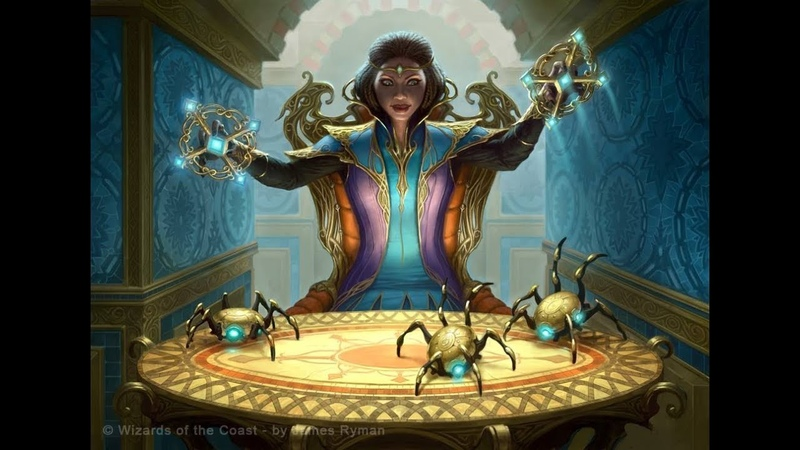 Marionette Master - The Jank Tank - MTG Arena with CGB