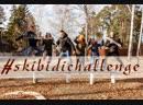 Флешмоб skibidichallenge на смене Осенний бум