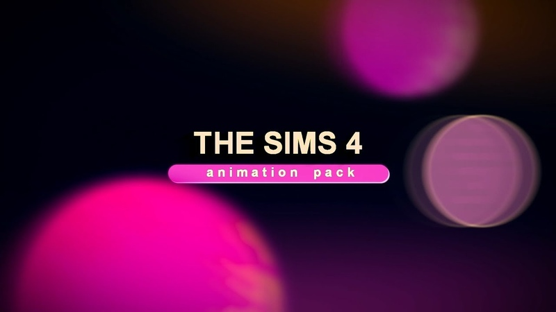 Animation Pack 4 | The Sims 4 [Download]