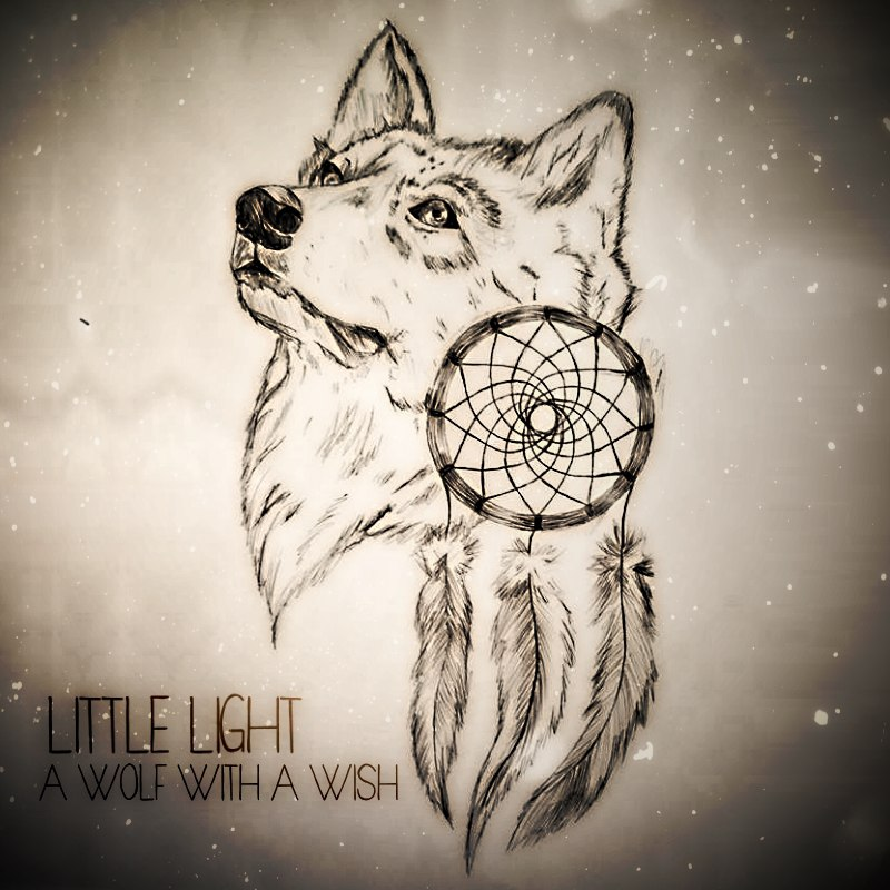 Little Light - A Wolf With A Wish (EP) (2015)