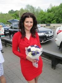 Кристина Афанасьева, 23 января 1990, Губкин, id32149483
