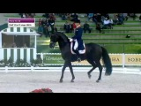 Edward Gal met GLOCK'S VOICE 72 414 at 2014 FEI World Equestrian Games