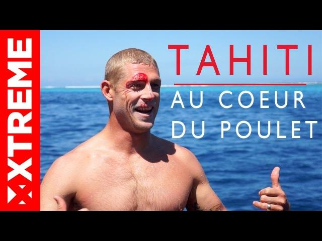 SURF   Cruising Around Tahiti with Alain Riou, Mick Fanning, Julian Wilson