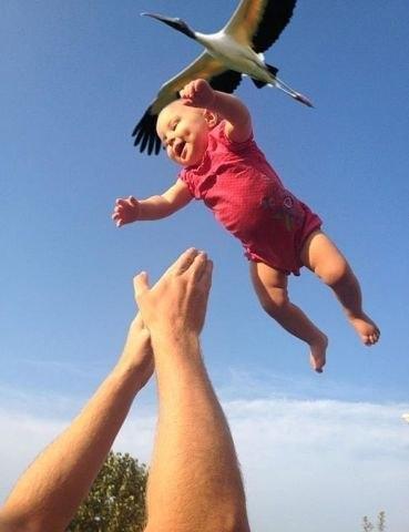Ребёнок - подарок судьбы
