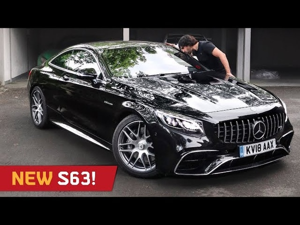 Mr AMG on the New S63 Now The Beast it was meant to be
