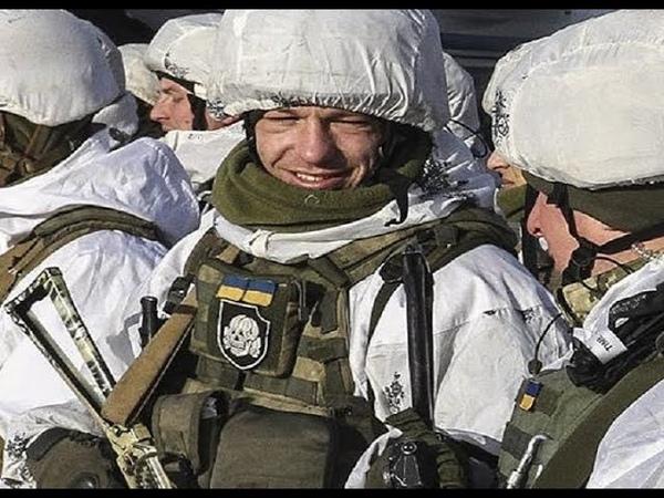 Десантник ВСУ о шевроне дивизии СС: Думал, что это пиратский флаг...
