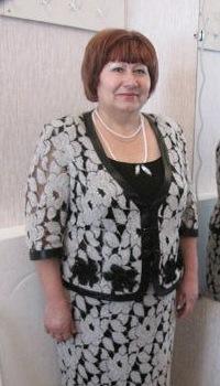Любовь Васильева, 17 февраля 1958, Ангарск, id215287541