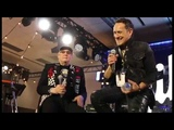 Q &amp A With Rick Nielsen &amp Vivian Campbell at NAMM 2019