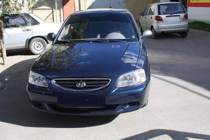 В Таганроге полицейские задержали 20-летнего угонщика Hyundai Accent